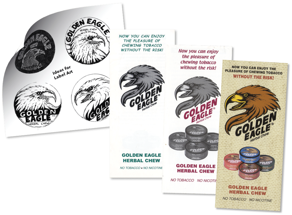 About us - Golden Eagle Herbal Chew